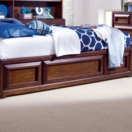 Elite Expressions Platform Storage Bed