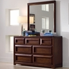 Elite Expressions Seven Drawer Dresser