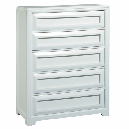 Elite Reflections 5-Drawer Chest