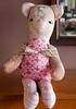 Esmerelda Bear Stuffed Toy