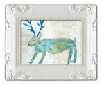 Elk Decorative Framed Art Print