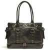 Elliott Diaper Bag in Black