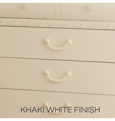 Eloise Five Drawer Chest