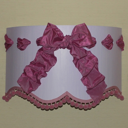 Eloise Painted Bed Crown