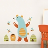 Emil the Bear Wall Decal