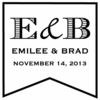 Emilee Personalized Self-Inking Stamp
