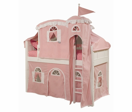 Emma Twin Loft with Tent Options