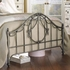 Emmas Treasures Metal Bed - Full