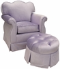 Empire Rocker Glider - Aspen Lilac