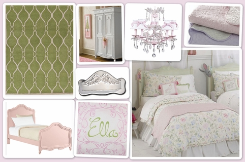 Enchanted Princess Bedroom