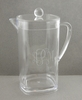 Engraved Acrylic Pitcher with Lid