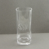 Engraved Tall Acrylic Glasses - Set of 4