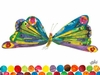 Eric Carle's Butterfly Canvas Wall Art