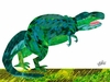 Eric Carle's Dinosaur Canvas Wall Art