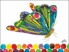Eric Carle's Fluttering Butterfly Canvas Wall Art