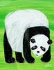 Eric Carle's Panda Bear Cover Canvas Wall Art