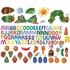 Eric Carle's The Very Hungry Caterpillar Peel & Place Wall Stickers