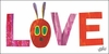 Eric Carle's Very Hungry Love Canvas Wall Arts