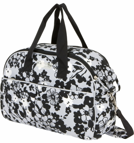 Erica Carryall Diaper Bag in Evening Bloom