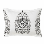 On Sale Esha Ink King Sham Pair