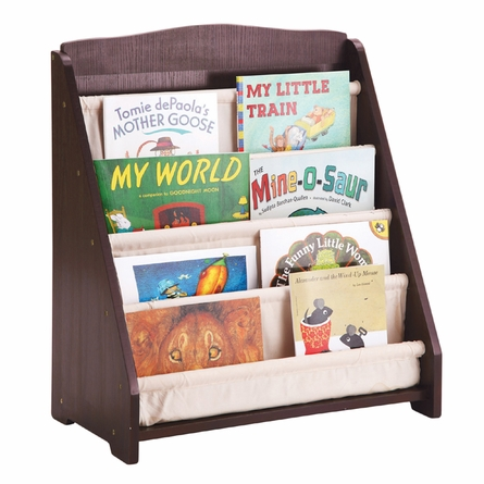 Espresso Personalized Book Display