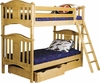 Essex Craftsman Twin Bunk Bed