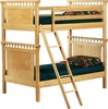 Essex Mission Twin Bunk Bed