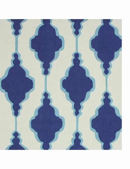 Eva Rug in Blue