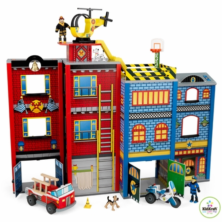 Everyday Heroes Play Set