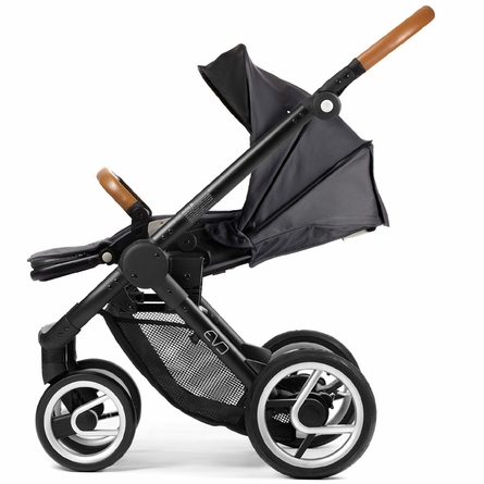 Evo Urban Nomad Stroller in Dark Grey