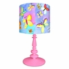 Exotic Butterflies Lamp