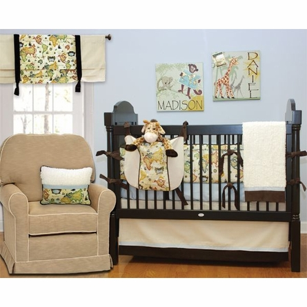 Explorer Crib Skirt