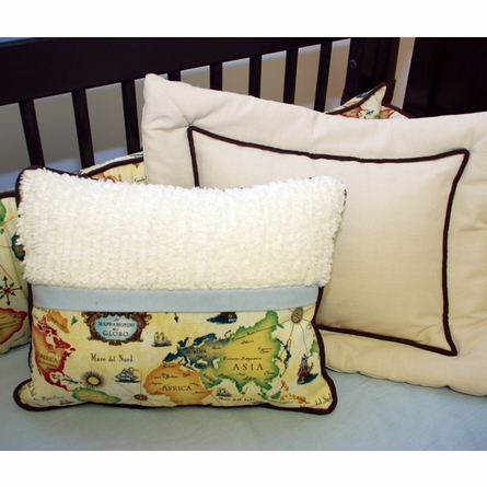 Explorer Toddler Bedding Set