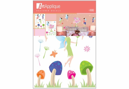 Fairies Wall Decals