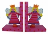 Fairies Wooden Bookends