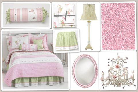 Fairyland Bedroom