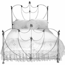 Family Crest Iron Bed