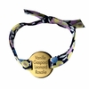 Family Liberty Bracelet in Gold Plated