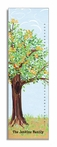 Family Tree Personalized Growth Chart