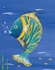 Fancy Fish Canvas Reproduction