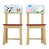 Farm Friends Chairs - Set of 2