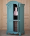 Farmhouse Armoire with Two Hutches
