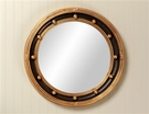 Federal Mirror with Gilding