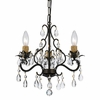Fillmore Three Light Mini-Chandelier