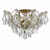 Filmore Five Light Hand Cut Crystal Semi-Flush I