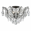 Filmore Five Light Hand Cut Crystal Semi-Flush II