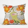 Fine Companions Throw Pillow