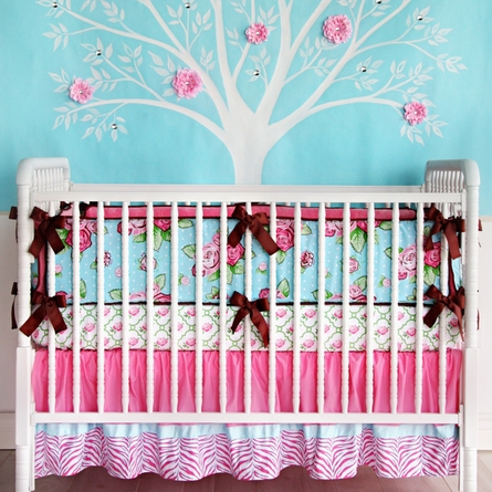 Finley 3-Piece Crib Bedding Set