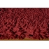 Fire Engine Red Comfort Shag Rug