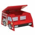 Fire Truck Step Stool With Storage